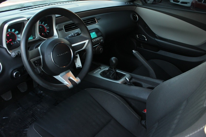 Chevrolet Camaro 2dr Cpe LS 2010 price $9,998
