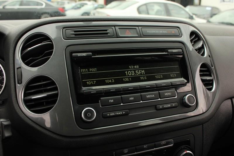Volkswagen Tiguan SE 2012 price $8,498
