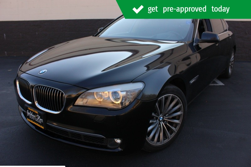 BMW 7 Series 740Li 2011 price $11,998