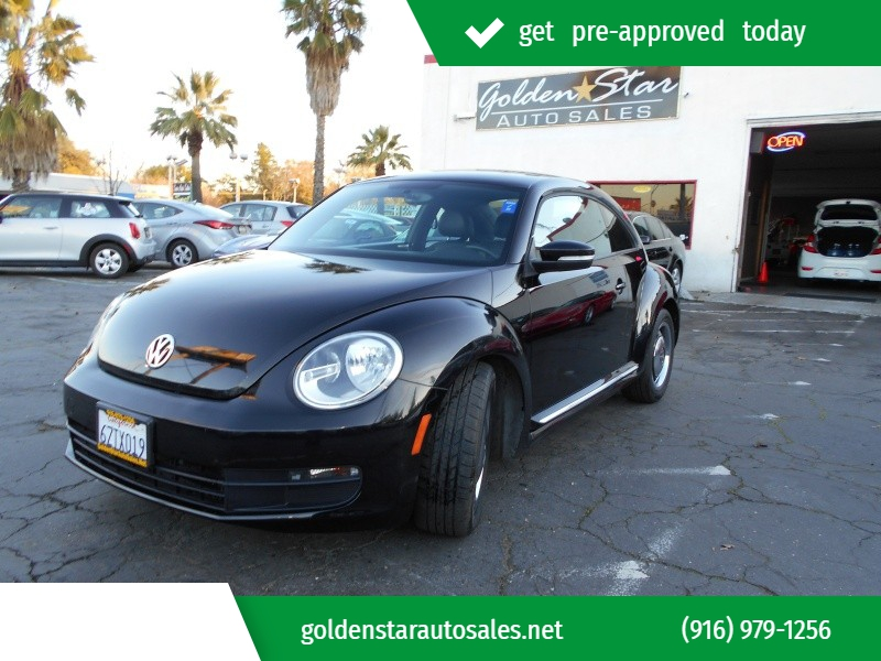 Volkswagen Beetle Coupe PZEV 2013 price $6,995