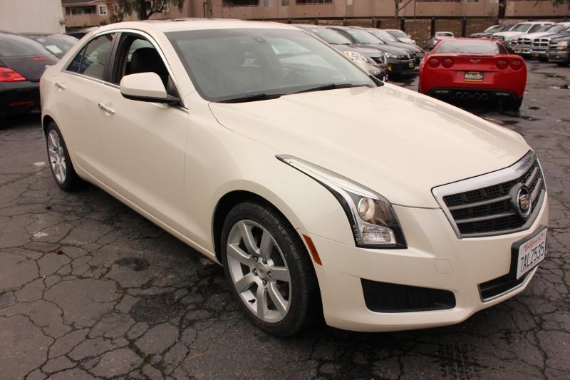 Cadillac ATS 2.5L RWD 2013 price $13,498