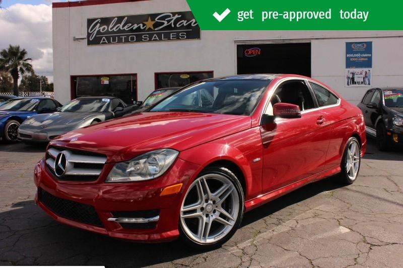 Mercedes-Benz C-Class 2dr Cpe C 250 2012 price $11,998