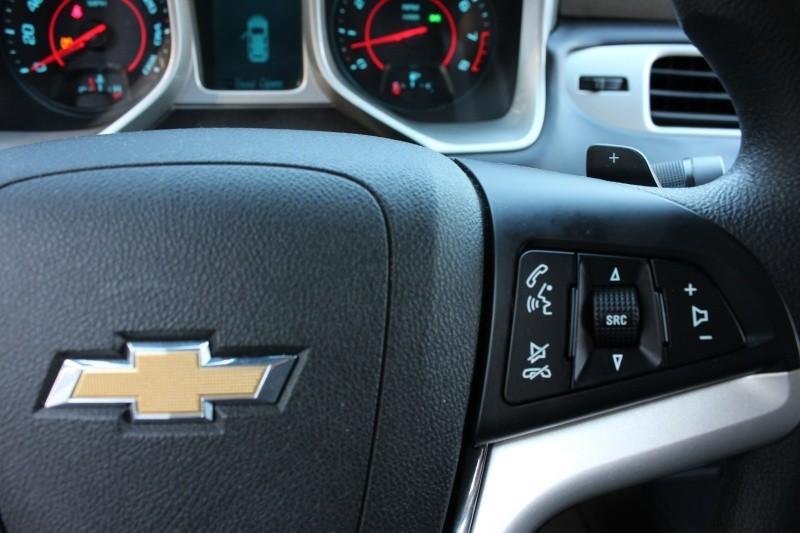 Chevrolet Camaro 2dr Cpe LS w/2LS 2015 price $13,498