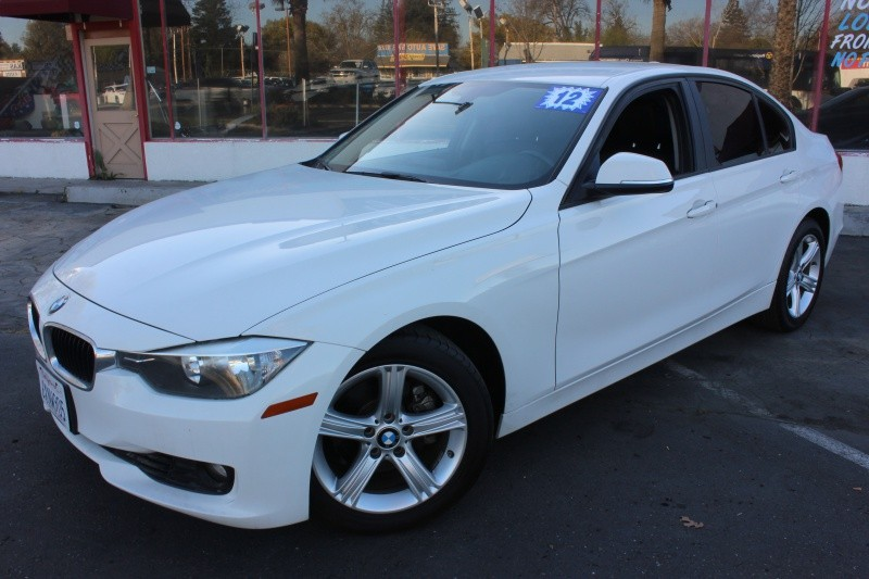 BMW 3 Series 328i Sedan RWD SULEV 2012 price $11,498