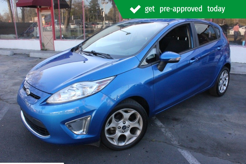Ford Fiesta HB SES 2011 price $5,995