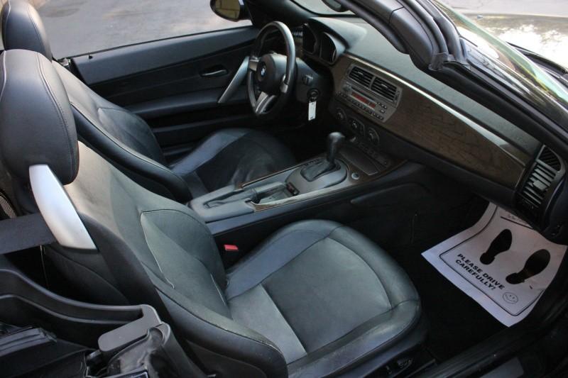 BMW Z4 2.5i Roadster RWD 2003 price $6,498