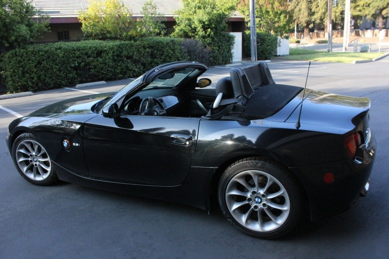 BMW Z4 2.5i Roadster RWD 2003 price $5,998