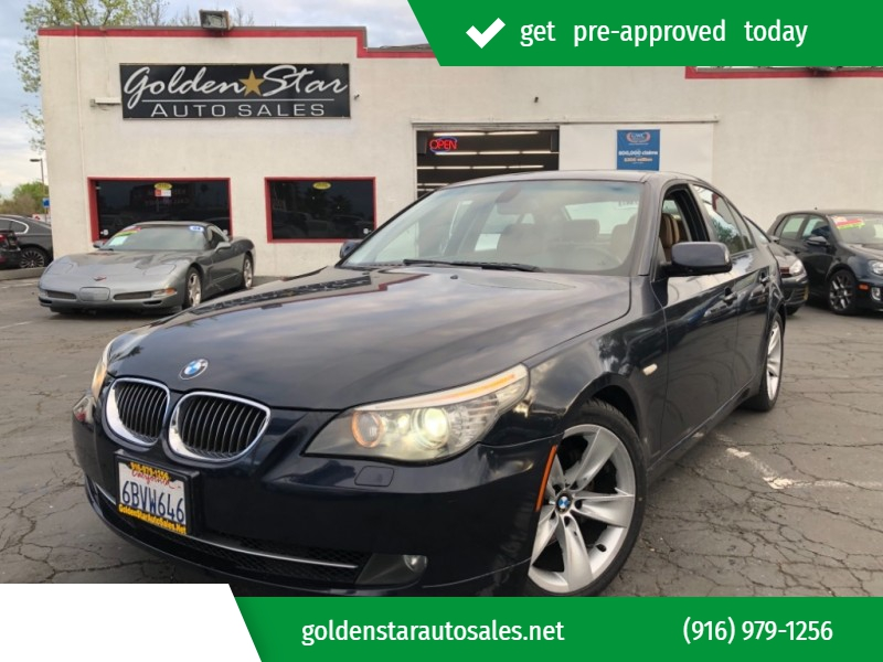 BMW 5-Series 2008 price $7,998
