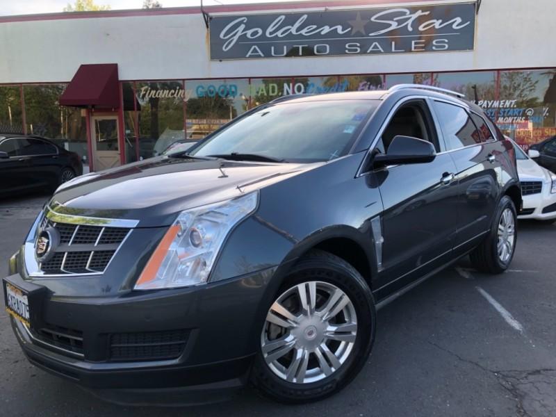 Cadillac SRX Luxury Collection 2012 price $10,998