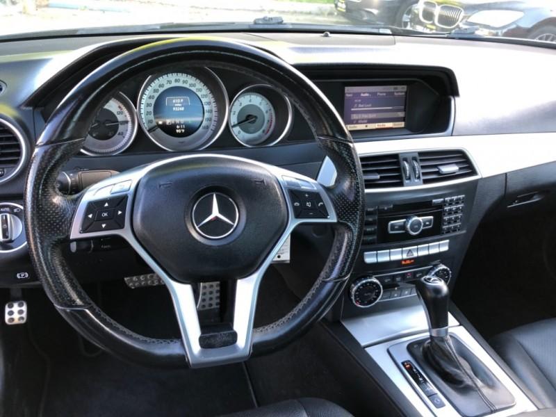 Mercedes-Benz C-Class 2013 price $10,998