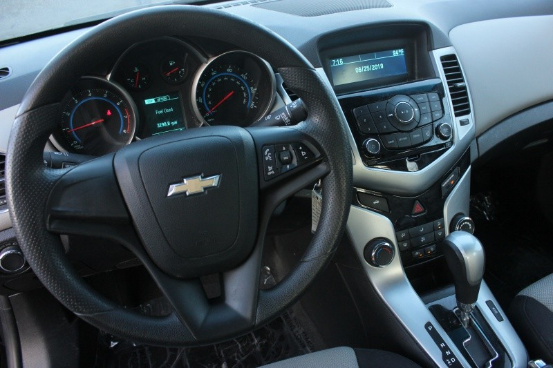 Chevrolet Cruze Limited 2016 price $7,998