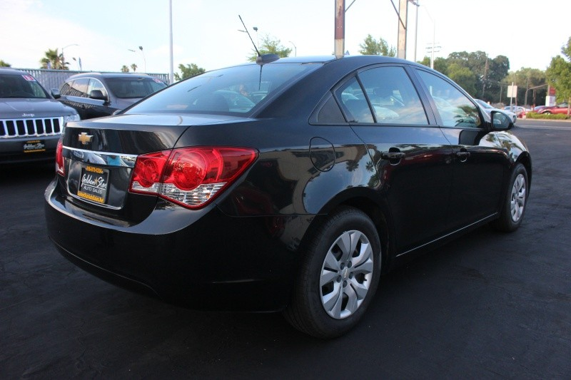 Chevrolet Cruze Limited 2016 price $7,998