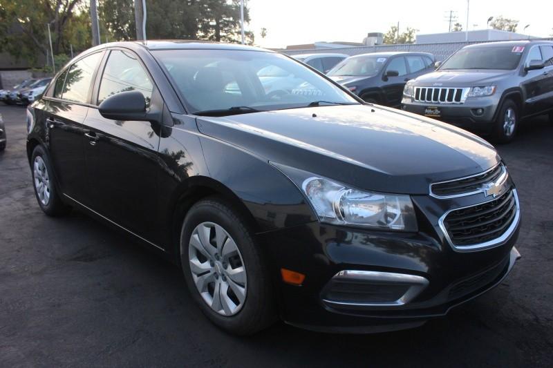 Chevrolet Cruze Limited 2016 price $8,498