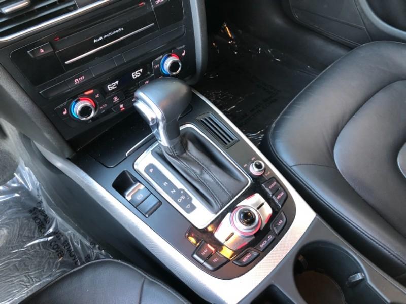 Audi A4 2.0T quattro Premium Sedan Plus AWD 2013 price $9,998