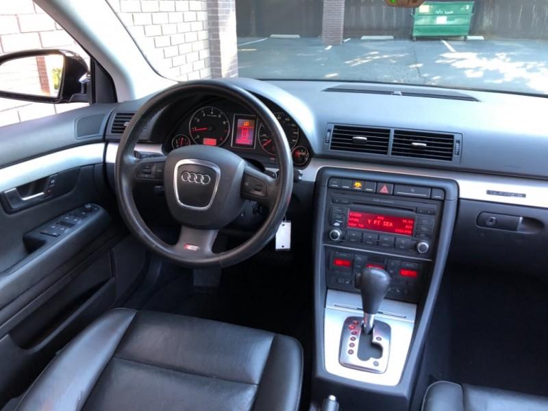 Audi A4 2.0 T >> 2007 A4 2 0t Quattro Sedan Awd A4 2007 4dr Sdn 2 0t Quattro