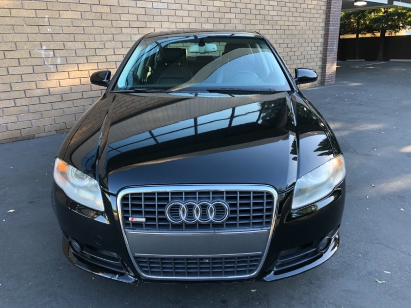 2007 Audi A4 2 0T One Owner! Well Maintained! 33 Service