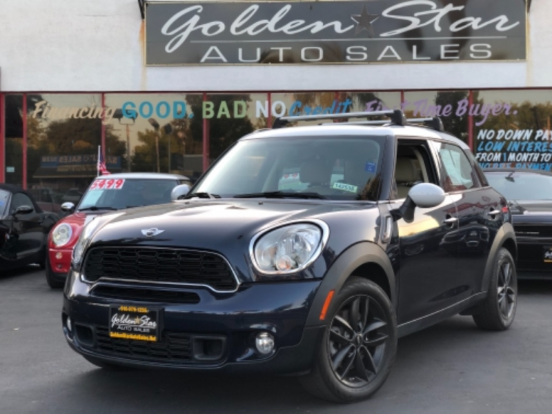 Mini Cooper Countryman SF WD 2012 price $10,498