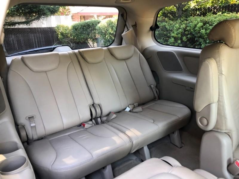 Kia Sedona LX 2007 price $5,498