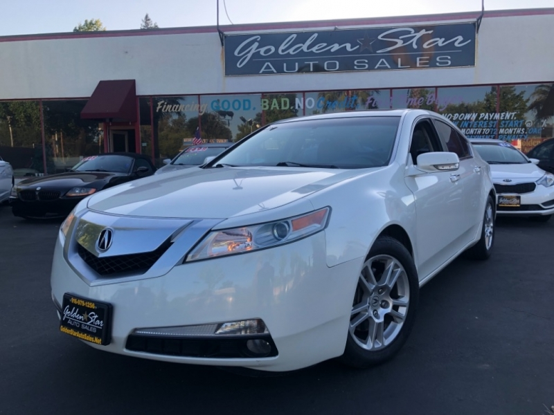 Acura TL FWD with Technology Package 2009 price $9,998