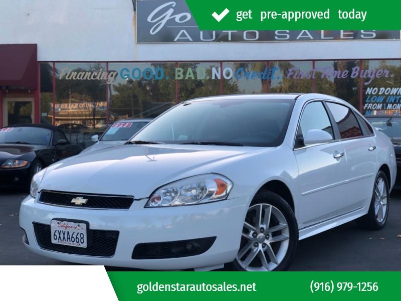 2013 Impala Ltz >> 2013 Chevrolet Impala Ltz Fwd 4dr Sdn Ltz