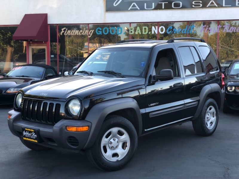 Jeep Liberty 2004 price $4,998