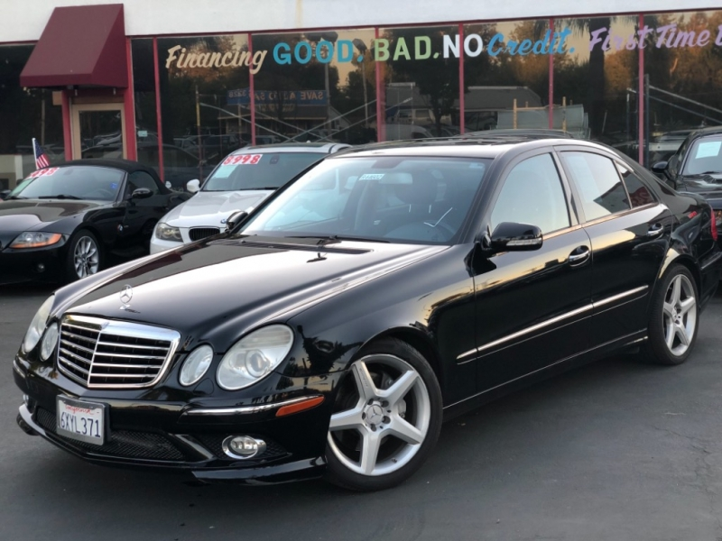 Mercedes-Benz Benz E-Class E 350 Luxury 2009 price $7,998