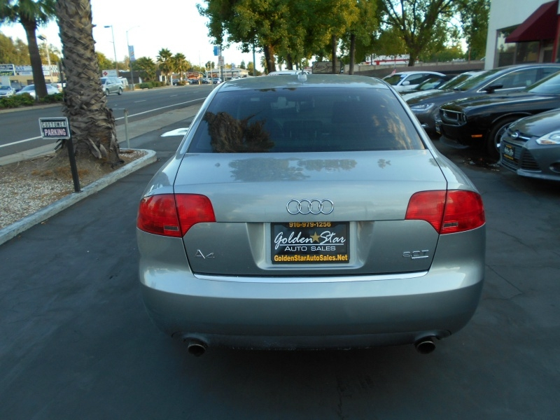 Audi A4 2.0T quattro Sedan AWD 2007 price $5,498