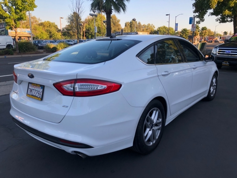 Ford Fusion SE FWD 2016 price $7,498