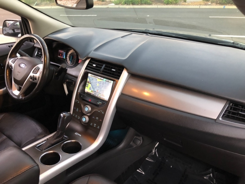 Ford Edge 4dr SEL FWD 2013 price $10,498