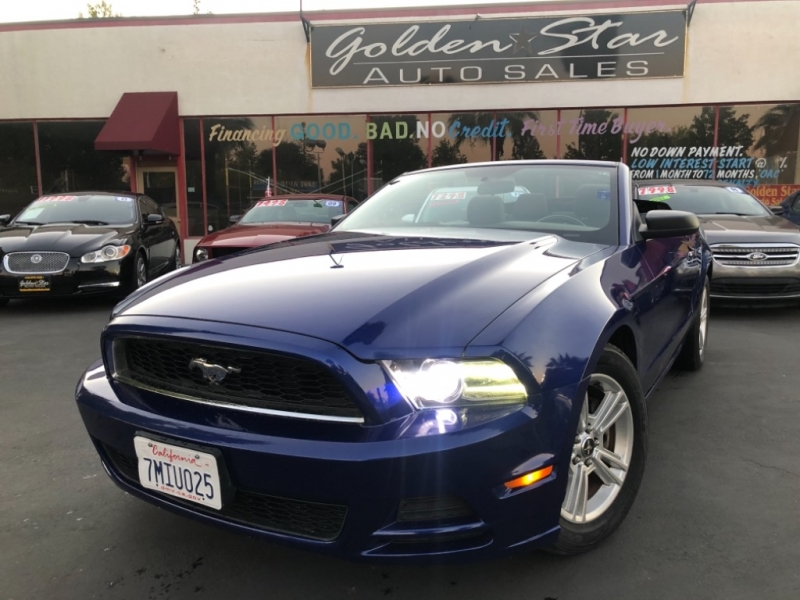 Ford Mustang 2013 price $10,498