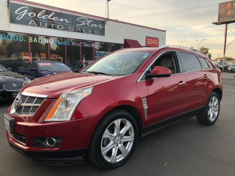 Cadillac SRX FWD Performance Collection 2010 price $10,998