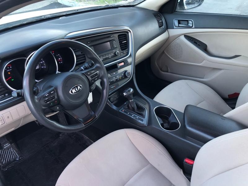 Kia Optima LX 2015 price $8,750