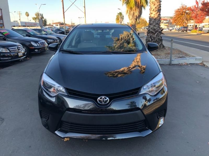 Toyota Corolla 2016 price $10,498