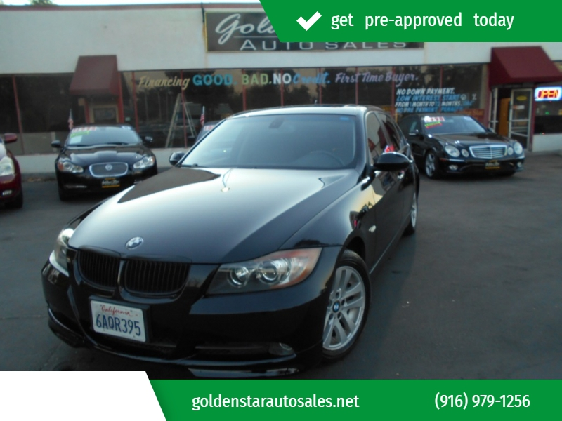 BMW 3 Series Sdn 328i RWD SULEV 2007 price $5,998