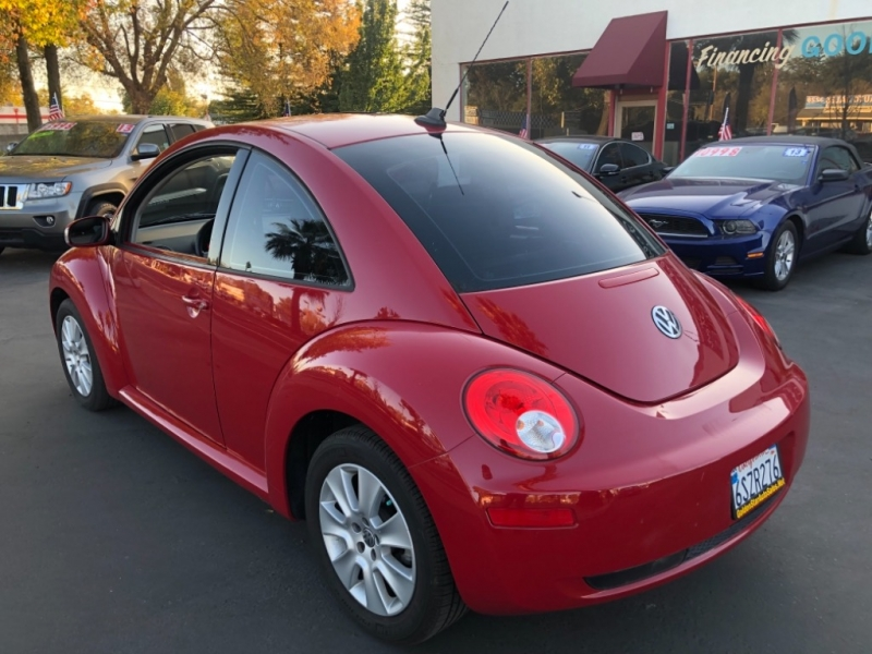 Volkswagen New Beetle Coupe 2009 price $6,998