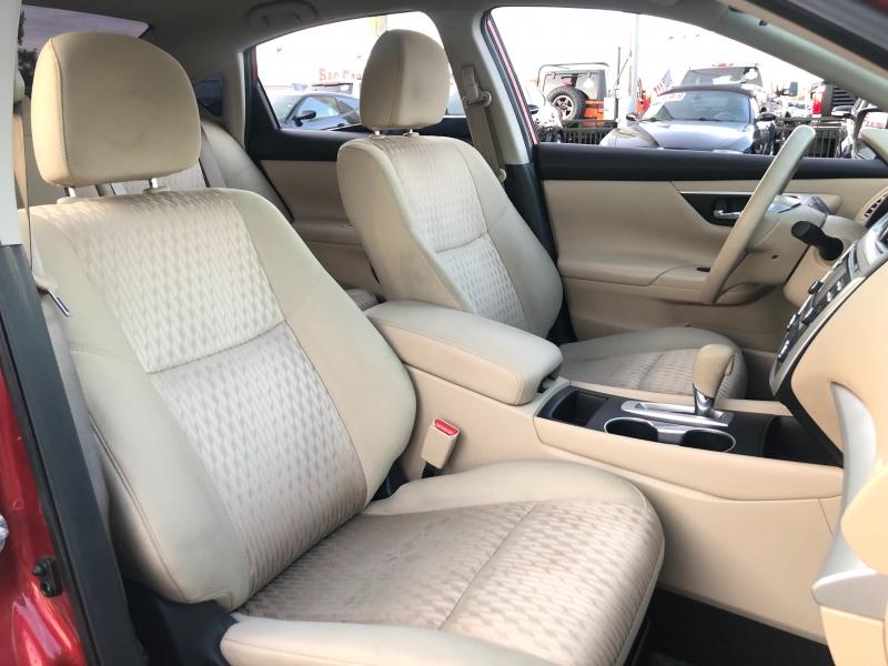 Nissan Altima 2.5 S 2016 price $9,998