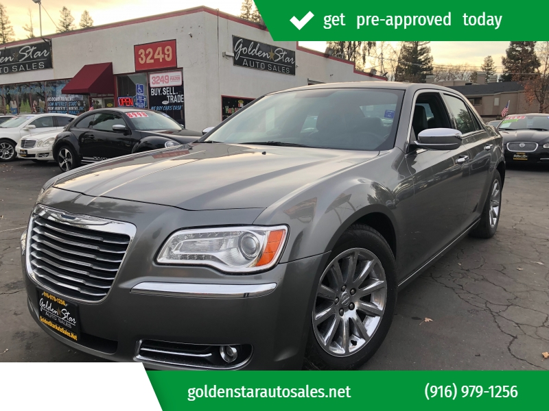 Chrysler 300 Limited RWD 2012 price $10,498