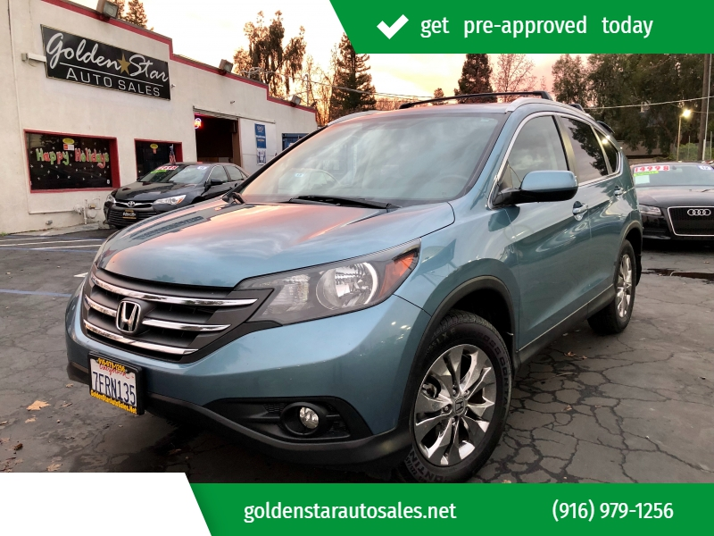 Honda R-V EX-L with Navigation 2014 price $11,498