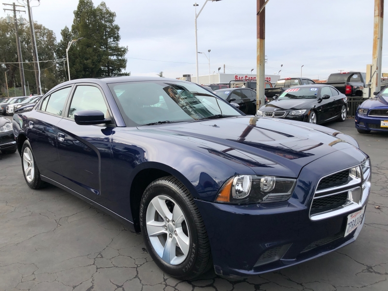 Dodge Charger 2014 price $11,998