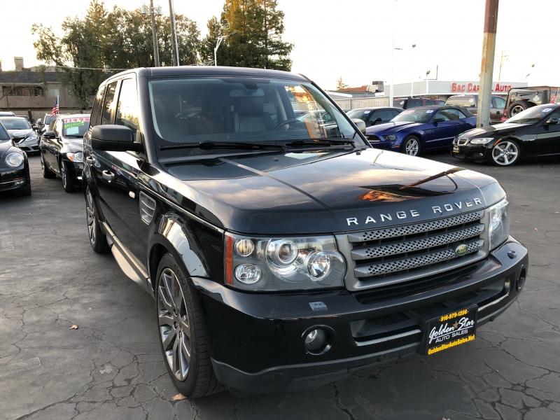 Land Rover Range Rover Sport 2009 price $11,498