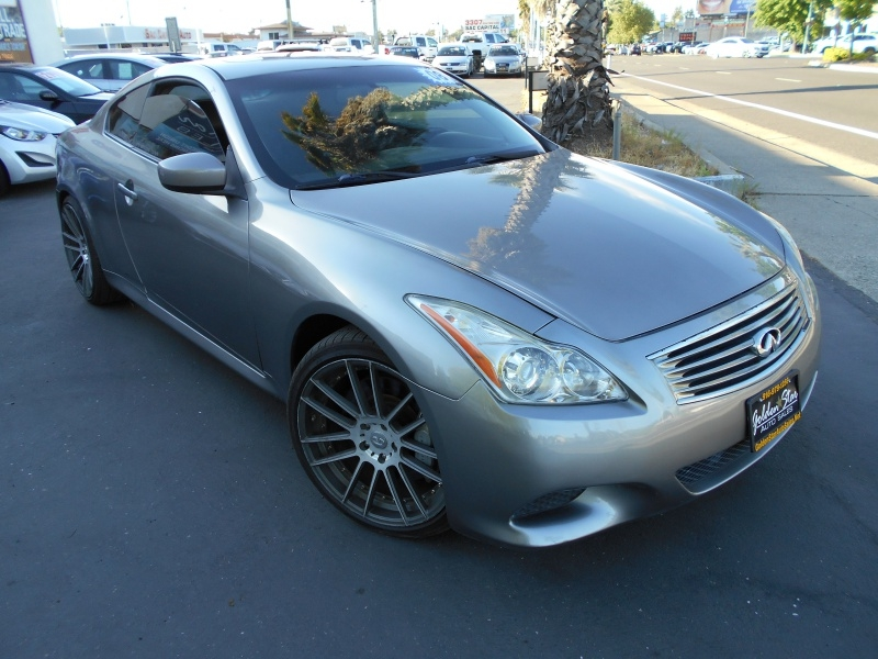 Infiniti G37S Coupe 2008 price $9,498