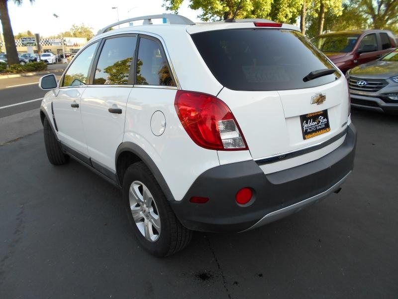 Chevrolet Captiva Sport Fleet 2013 price $5,998