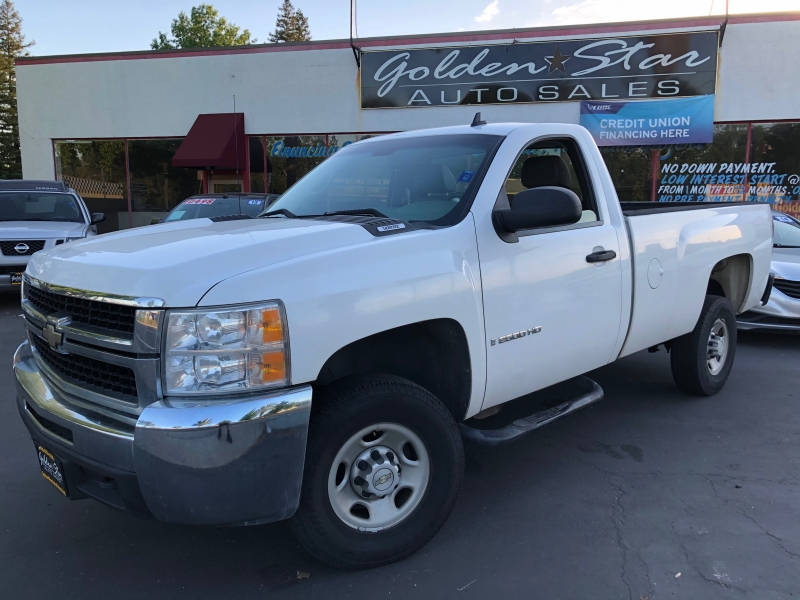 Chevrolet Silverado 2500HD 2007 price $10,998