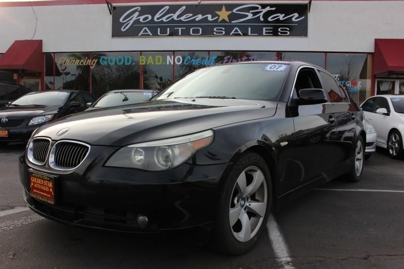 BMW 5 Series 2007 price $6,499