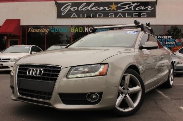 2010 Audi A5  quattro Premium Plu