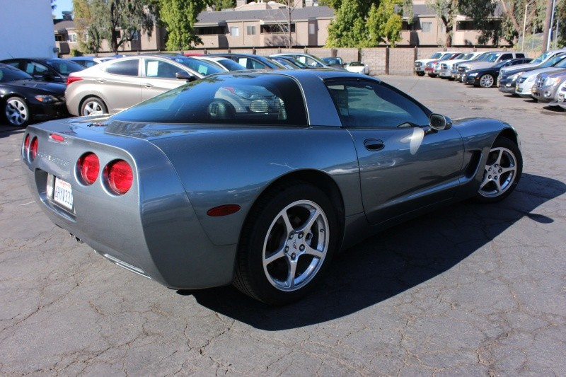 Chevrolet Corvette 2004 price $12,998