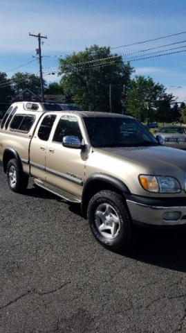 2002 Toyota Tundra