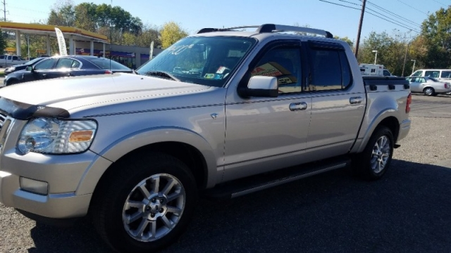 Ford Explorer Sport Trac WD Dr V Limited Inventory Dan - 2007 ford