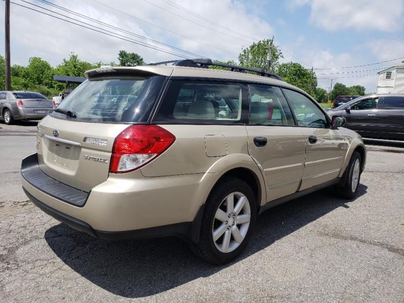 Subaru Outback (Natl) 2008 price $5,900