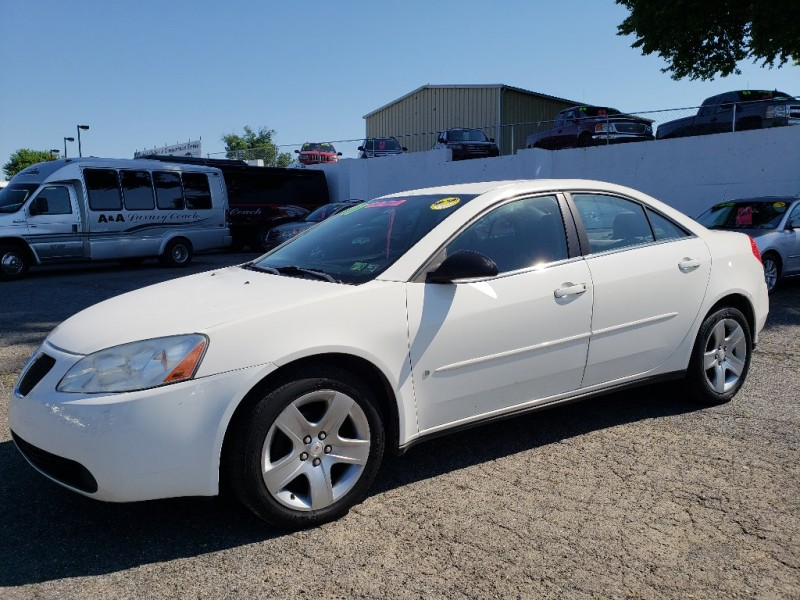 Pontiac G6 2007 price $4,400